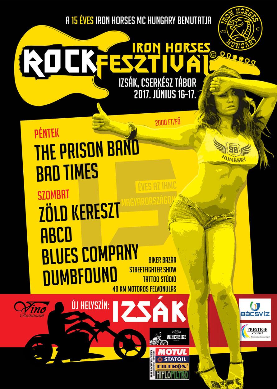 Iron Horses Rock Fesztivál 2017
